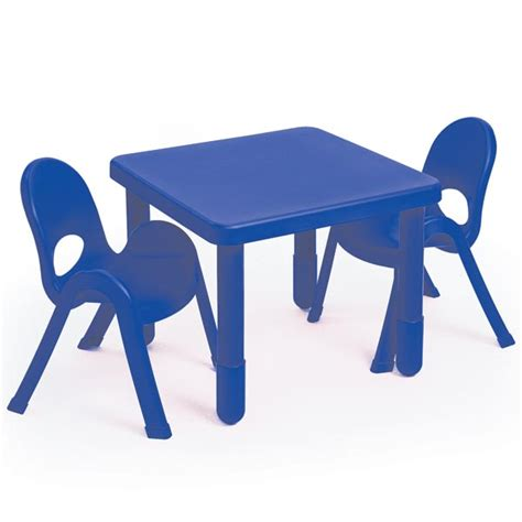 Preschool Tables And Chairs by Angeles Ab715202 Myvalue Set 2 Preschool Matching Table