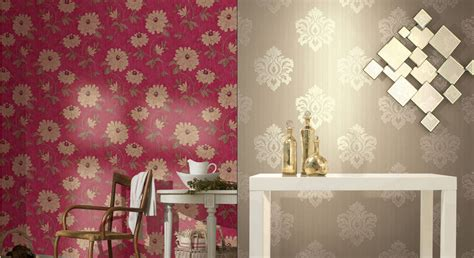cool and unique wallpaper designs for your home
