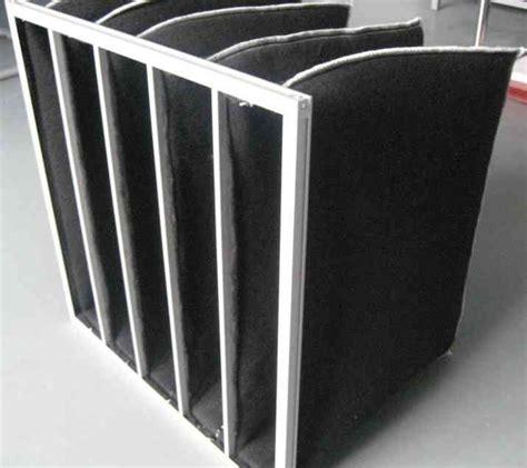 Activated Carbon Media Filter Air air filter hepa filter pre filter