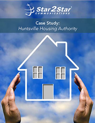 huntsville housing authority huntsville housing authority star2star communications