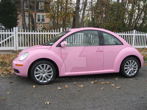 light pink volkswagen beetle my pink vw beetle by sakuramizu on deviantart