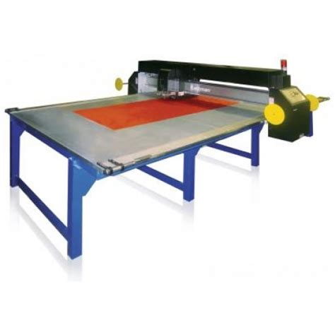 Laser Cutting Table by Spreading And Cutting Combi Laser Cutting Static Table