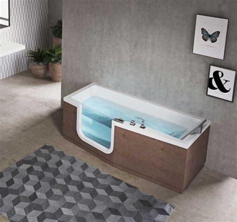 baignoire ouvrante baignoire 224 porte pour seniors pmr et handicap 233 senior