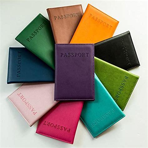 porta passaporto ducomi 174 custodia passaporto porta passaporto da uomo e