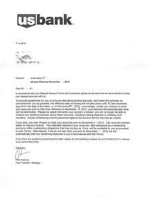 Closing Account Letter Sle Ripoff Report Us Bank Pete Selenke Complaint Review Minneapolis Minnesota