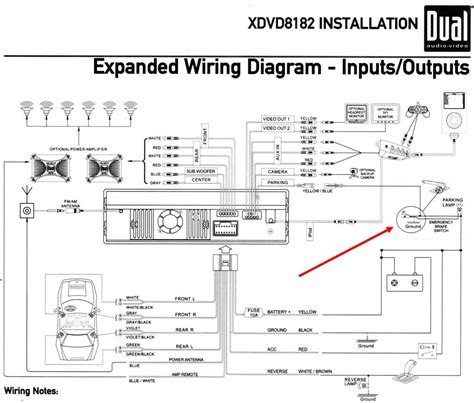 clarion stereo wiring diagrams wiring diagram with