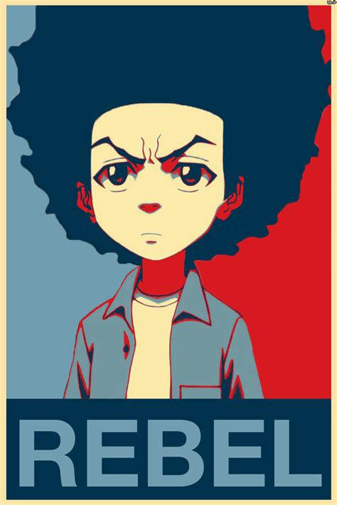 Riley Freeman Memes - huey freeman quotes quotesgram