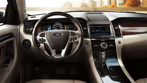 2014 Ford Taurus Sho Interior by 2014 Ford Taurus Interior