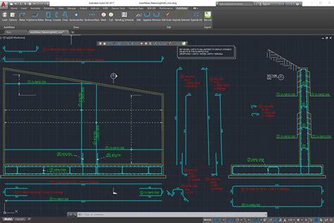 autocad 2011 structural detailing tutorial reinforcement autorebar reinforced concrete detailing software