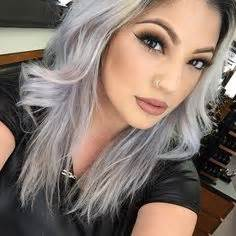 flesh color hair trend 2015 summer hair color trends 2015 silver hair fashion