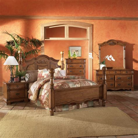 four poster bedroom sets picket house furnishings bella four poster customizable