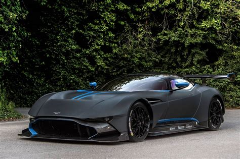 custom aston martin vulcan goodwood 2015 black aston martin vulcan gtspirit