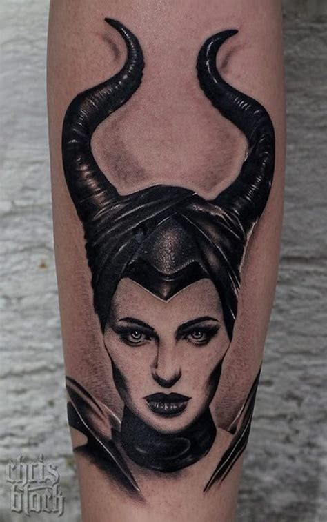 maleficent tattoo 138 amazing disney tattoos photos