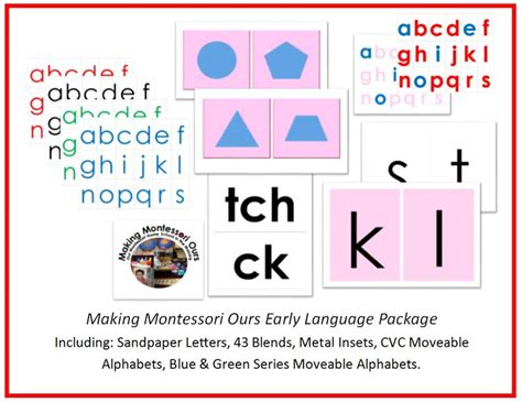 Montessori Grammar Printable | 1000 images about homeschool printables on pinterest