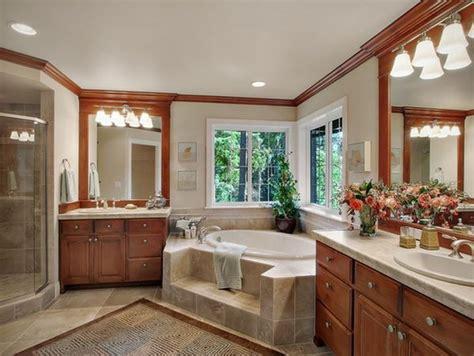 corner tub bathroom designs 20 spa like bathrooms to clean your mind and spirit