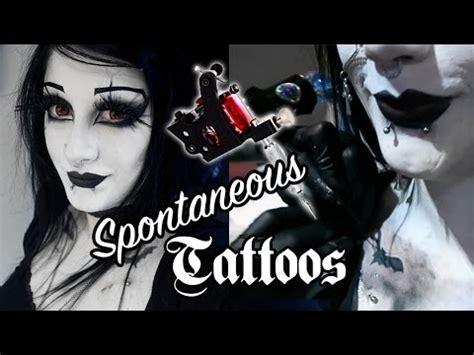 tattoo equipment black friday spontaneous tattoos black friday youtube