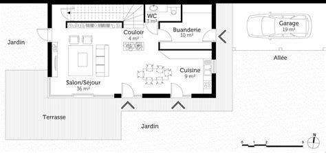 Grage Plans Plan Maison Rectangulaire 224 233 Tage Ooreka