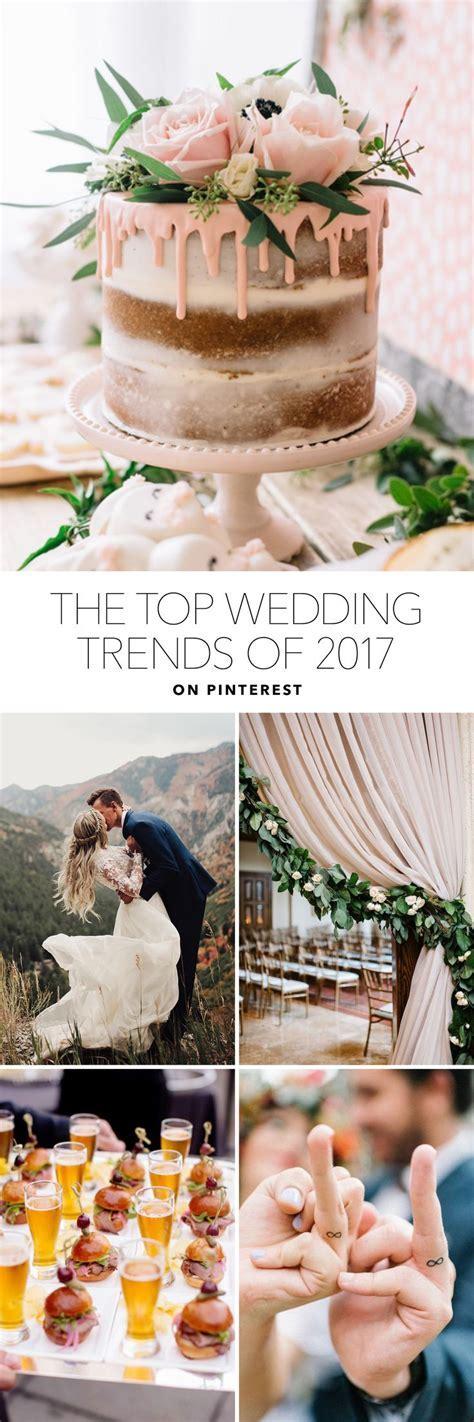 Best 25  Wedding trends ideas on Pinterest   2017 wedding