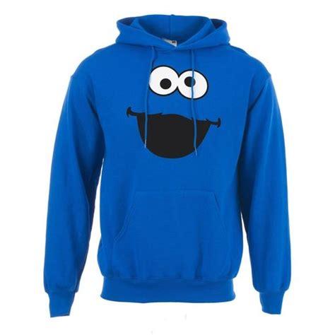 Hoodie Zip Jaket Sweater Angry Birds Anak sesame cookie hoodie sweatershirt jacket sesame t shirts