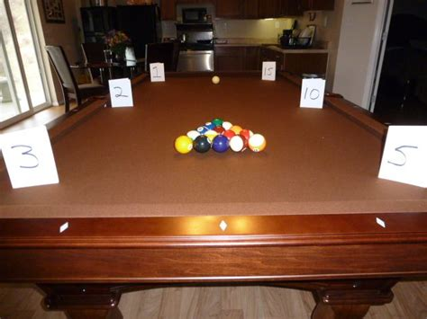 build your own bumper pool table wooden plans