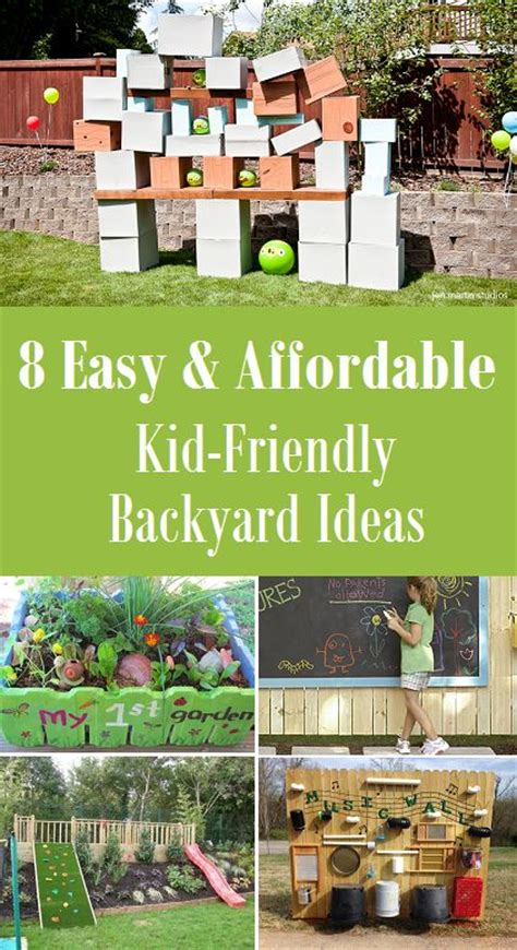 kid friendly backyard 25 great ideas about kids backyard playground on pinterest