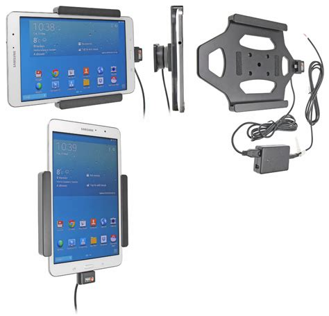 Samsung Tab Pro Sm T325 513616 brodit proclip active holder for fixed installation for samsung galaxy tab pro 8 4 sm t325