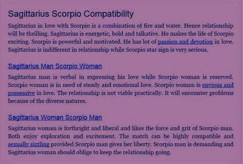 scorpio woman in bed 11 quotes about scorpio sagittarius relationships