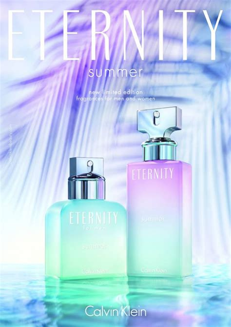 Parfum Eternity Summer calvin klein summer 2016 fragrance edition trends