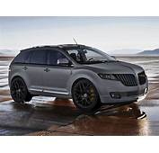 SEMA 2010  Lincoln MKX ID Agency