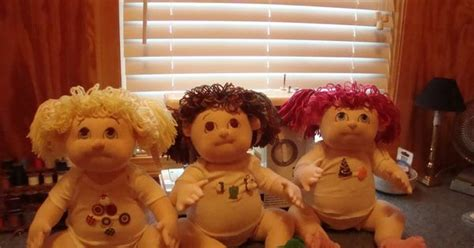 Handmade Cabbage Patch Dolls - handmade quot cabbage patch quot dolls cabbage patch