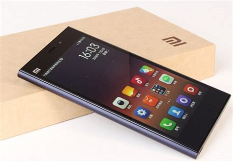Hp Xiaomi Mi4 Di Jogja xiaomi mi4 smartphone baru spesifikasi tinggi rp 3 jutaan