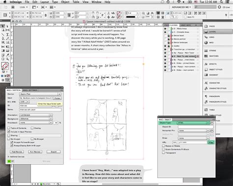 layout of online magazine indesign tutorial design an interactive magazine layout