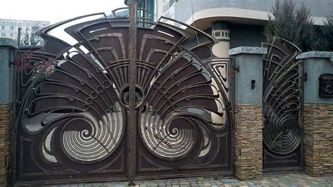 idea  civil engineering discoveries  iron gate design