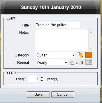 Do Calendars Repeat Desktop Calendar A Simple Calendar That Sits On Your Desktop