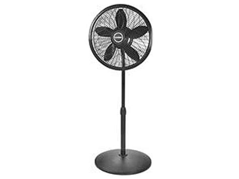 lasko 18 inch pedestal fan lasko 18 inch elegance performance stand fan newegg com