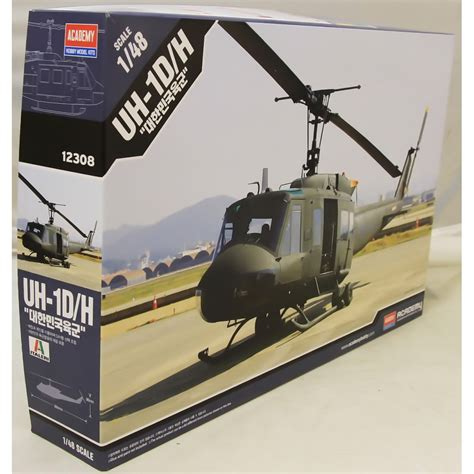 Academy 1 48 Plastic Model Kit Wessex Uh 5 Royal Navy Helicopter 122 1 academy aca12308 1 48 uh 1d h rok model aircraft kit academy from kh norton uk
