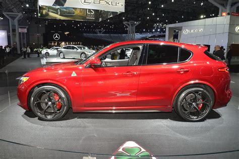 Alfa Romeo New York by Alfa Romeo Stelvio Quadrifoglio Says Hello From New York