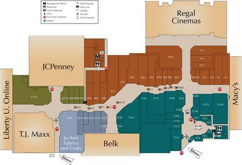 chicago ridge mall map mall directory river ridge mall