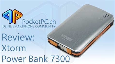 Power Bank I Like xtorm power bank 7300 im test