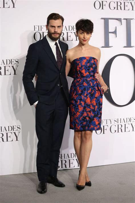 film fifty shades of grey watch online jamie dornan s wife amelia warner doesn t want to watch