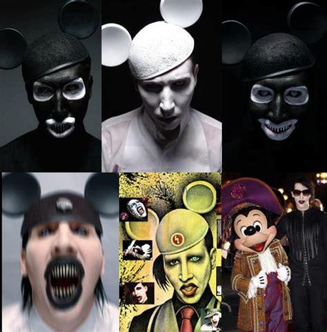 imagenes extremadamente satanicas mickey mouse y el control mental taringa