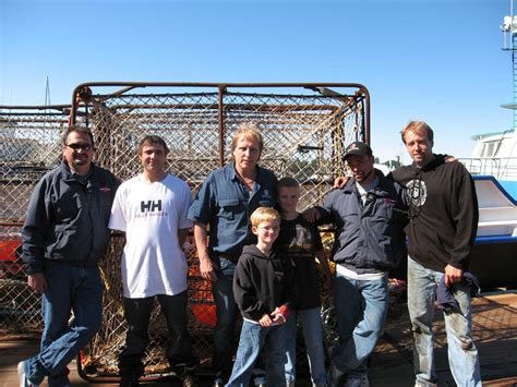 destination crab boat sig hansen i wish to meet the seattle crew of discovery channel s