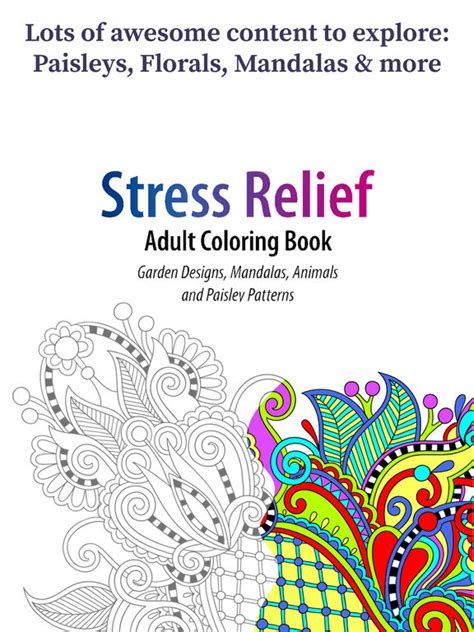 App Shopper Coloring Book For Adults Paisleys Edition