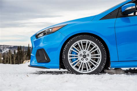 ford focus 2010 tires ford says focus rs is america s car to offer a