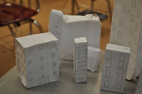How To Make A City With Paper - richard storrick