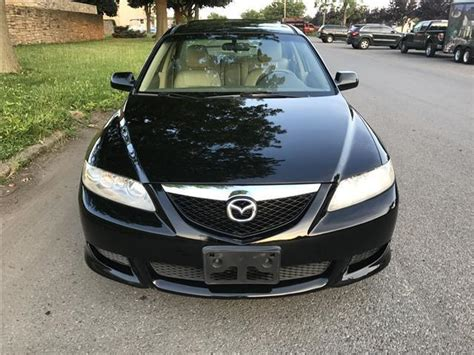 old car owners manuals 2006 mazda mazda6 5 door spare parts catalogs 2004 mazda mazda6 s v6 5 speed manual one owner no reserve