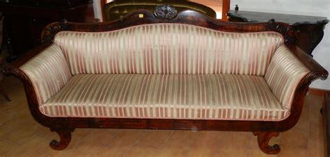 divano biedermeier divani salotti divano biedermeier
