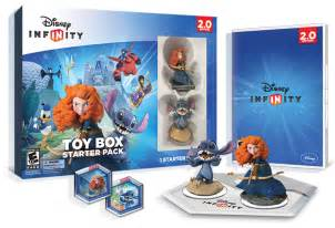 What Does The Disney Infinity Starter Pack Include Give The Gift Of Disney Infinity 2 0 And Big 6