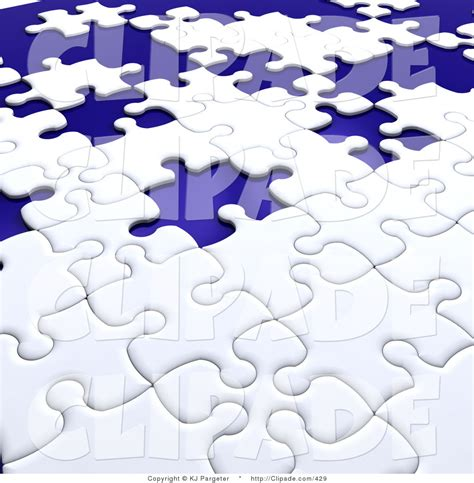 is a puzzle with a few missing pieces my is a puzzle volume 1 books clip of an unfishished white jigsaw puzzle with