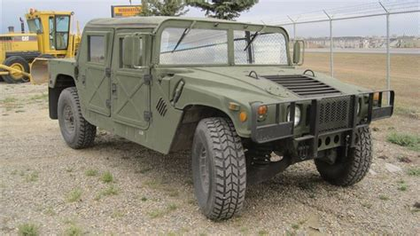 hummer week find of the week 1988 am general humvee autotrader ca